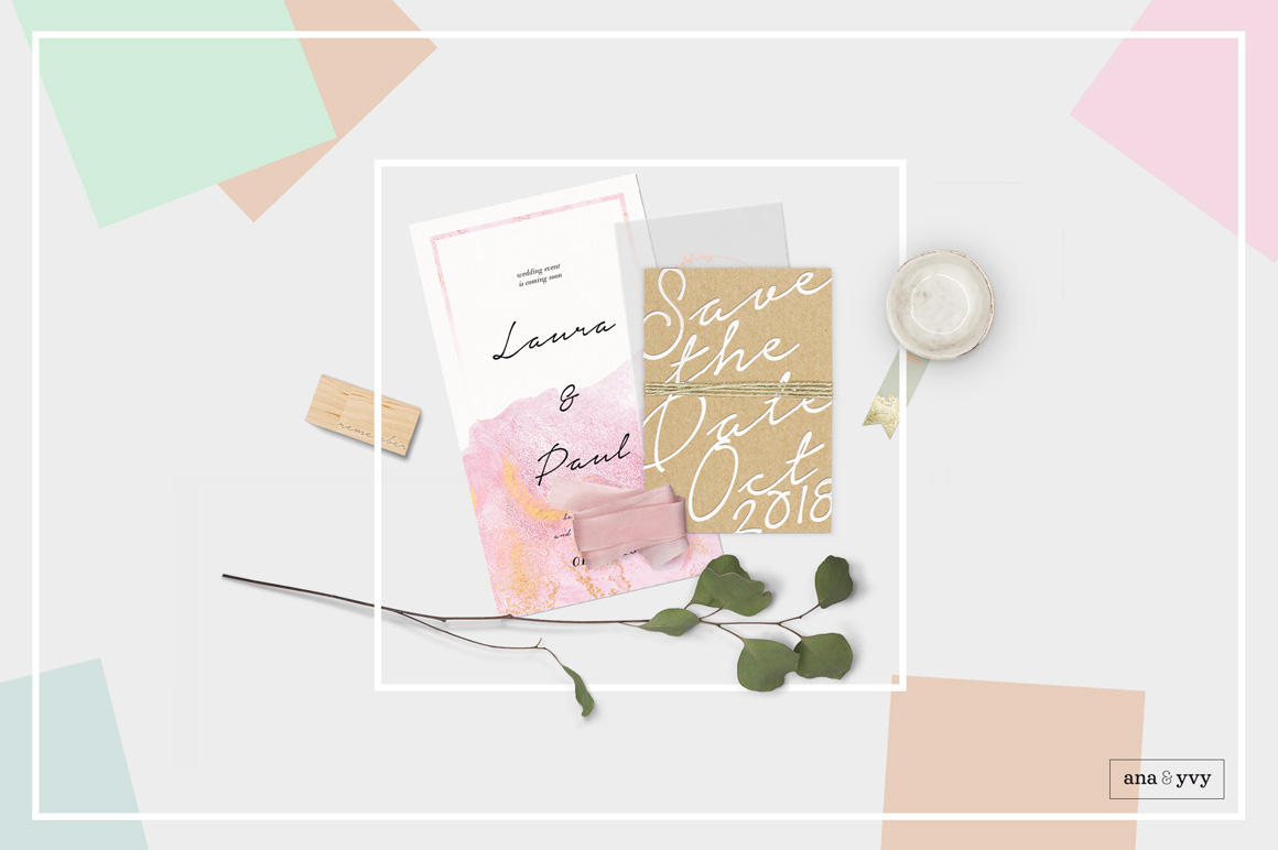 table top flatlay creator for wedding party ana yvy