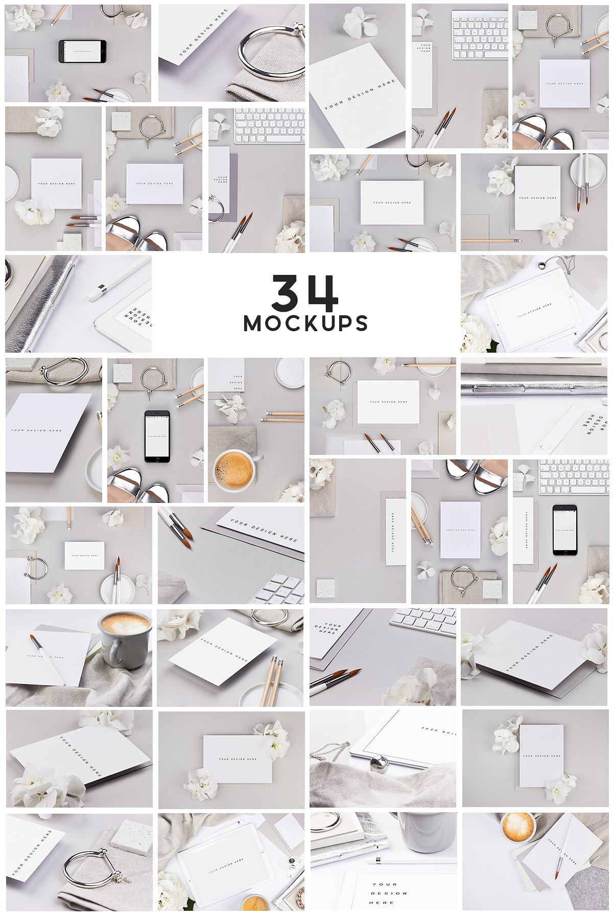 02-bundle-stock-image-mockup-collection-social-media-fashion-blogger-light-grey-sophisticated-white-silver-