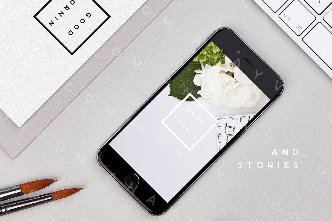 02-stock-image-mockup-collection-social-media-fashion-blogger-light-grey-sophisticated-white-silver-