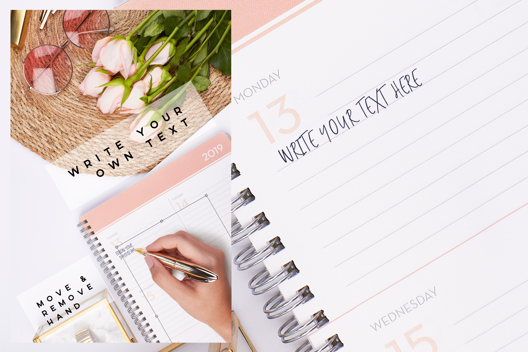 06-pink-blogger-summer-stock-images-bundle-sunglas-mockup-ipad-iphone-hand-planner